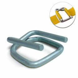 19 mm klemmer til polyesterbånd (500 stk)
